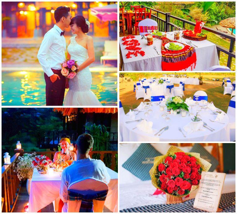 Trăng mật và kỉ niệm ngày cưới