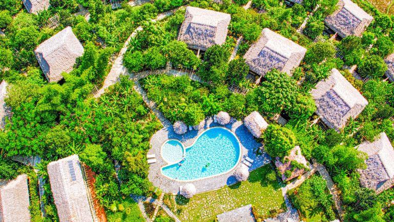 Resort Ecolodge Mai Châu   Khám Phá Thung Lũng Xanh Của Mây Trời