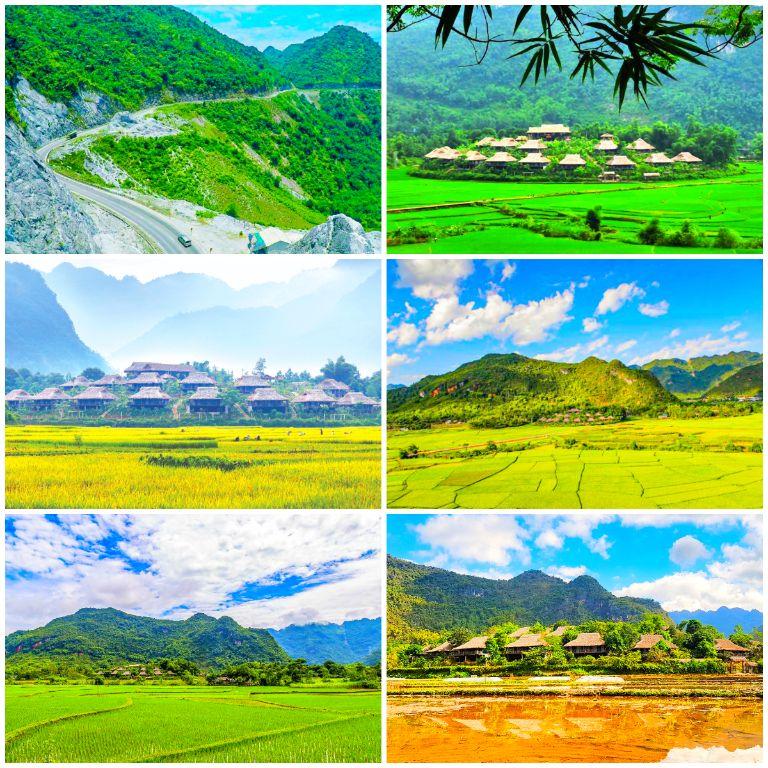 Review Mai Châu Ecolodge resort