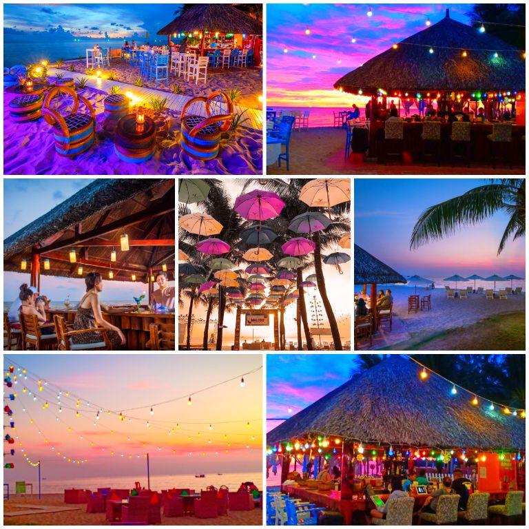 Eden Malibu Beach Bar