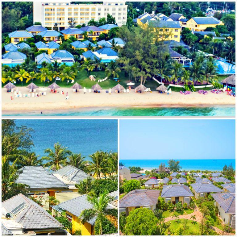 Eden resort Phú Quốc review