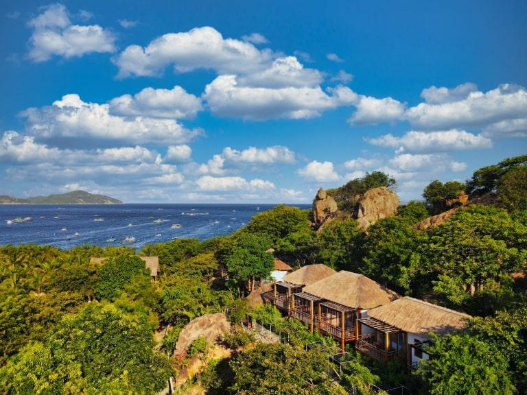 Resort Escalade Cam Ranh - Chốn bình yên cho những tâm hồn mỏi mệt