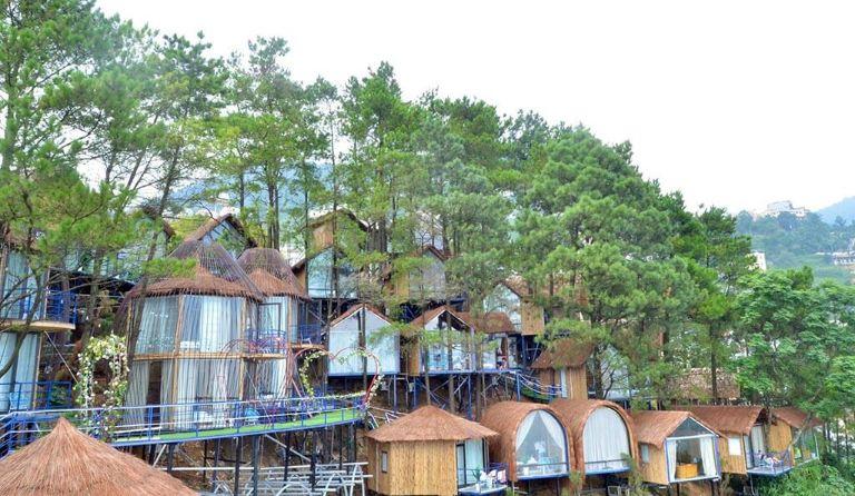 Poko Ecolodge - Resort quanh Hà Nội đẹp