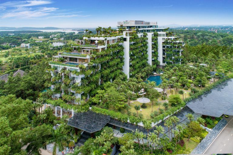 Flamingo Đại Lải - Resort gần Hà Nội có bể bơi