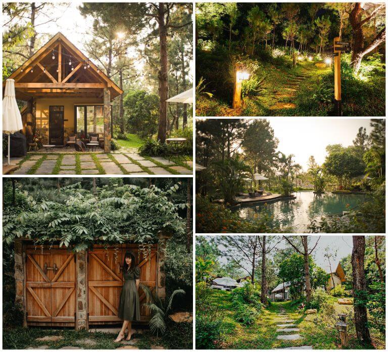AMAYA HOME - Resort gần Hà Nội