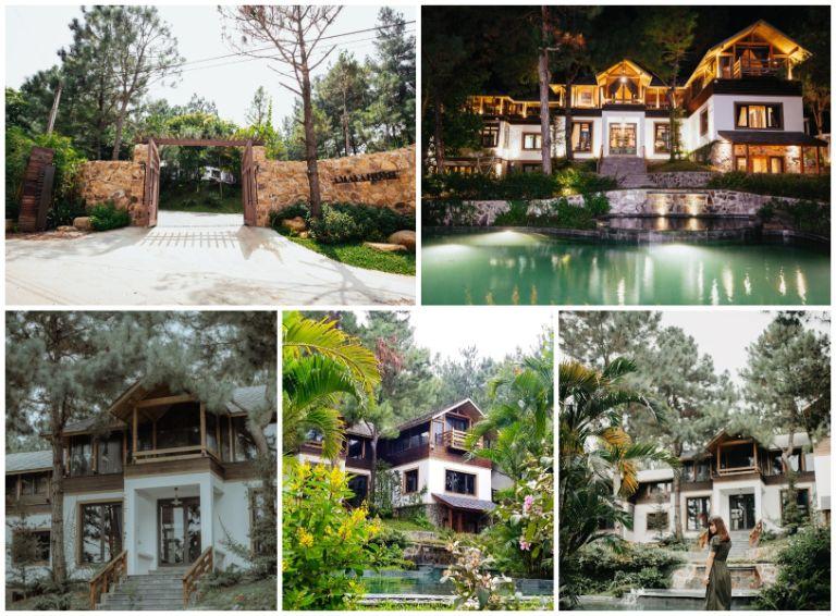 AMAYA HOME - Resort ngoại thành Hà Nội