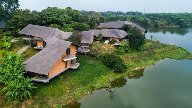 Tomodachi Retreat Làng Mít - Resort gần Hà Nội