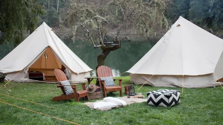 Dịch vụ cắm trại thú vị