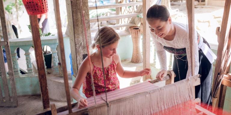 Nhiều hoạt động văn hóa thu hút tại Mai Châu Ecolodge Hòa Bình