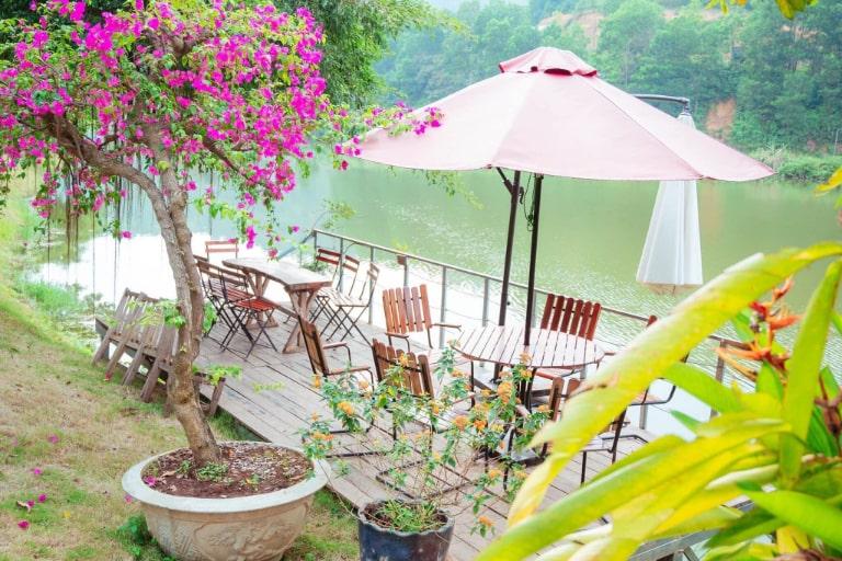 Khu nghỉ dưỡng Sun Blush resort Hòa Bình bên lưng đồi