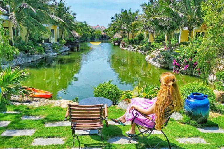 Tận hưởng những phút giây nghỉ dưỡng Koi resort - Resort Hội An