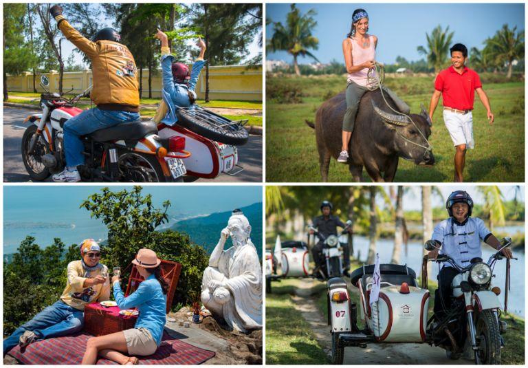 Các tour du lịch tại resort