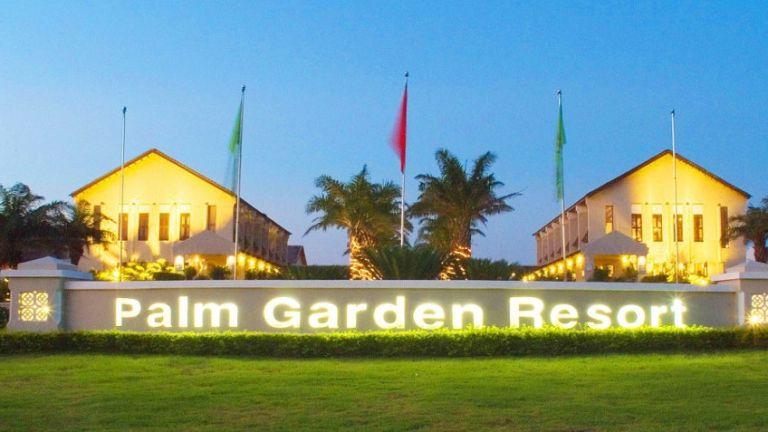 The Palm Garden Beach