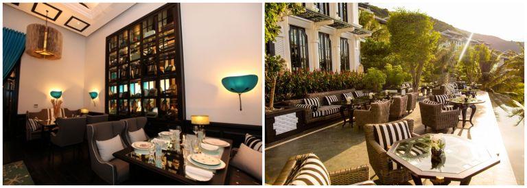 La Maison 1888 - Nhà hàng tại resort