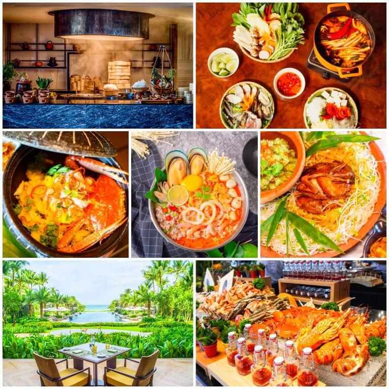 Nhà hàng Sora & Umi tại Resort Intercontinental Phú Quốc