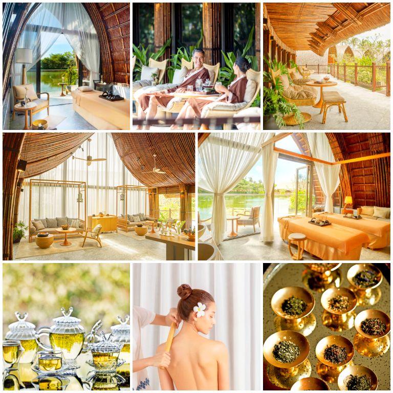 HARNN Heritage Spa tại Resort Intercontinental Phú Quốc