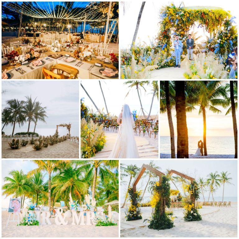 Tổ chức đám cưới tại Resort Intercontinental Phú Quốc