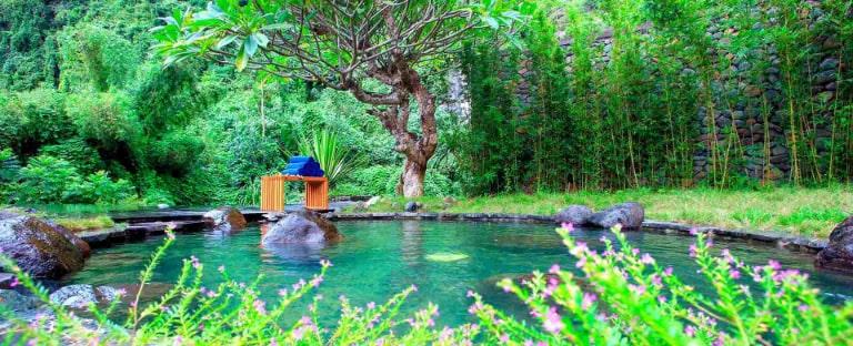Resort khoáng nóng Hòa Bình
