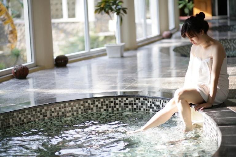 Suối khoáng nóng cho những giây phút thư giãn thoải mái