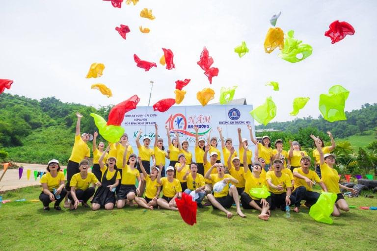 Hoạt động team building đáng nhớ tại Sun Blush resort Lương Sơn