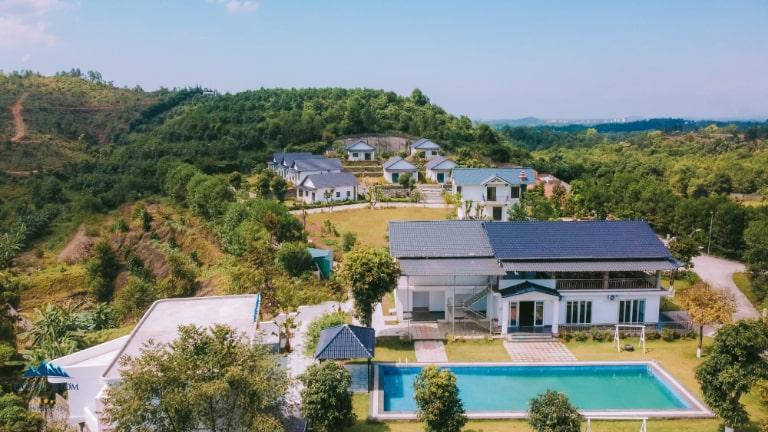 TOP 5 resort Lương Sơn Hòa Bình