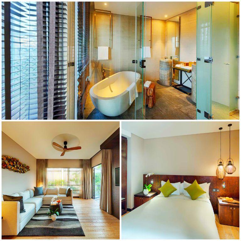 Two Bedroom Nam Nghi Garden Suite