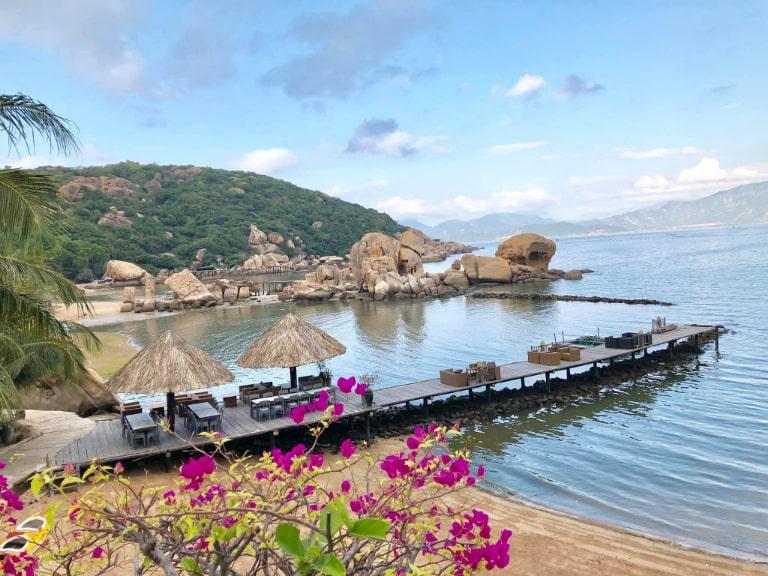 """Resort Ngọc Sương được ví như """"Maldives"""" tại Cam Ranh"""