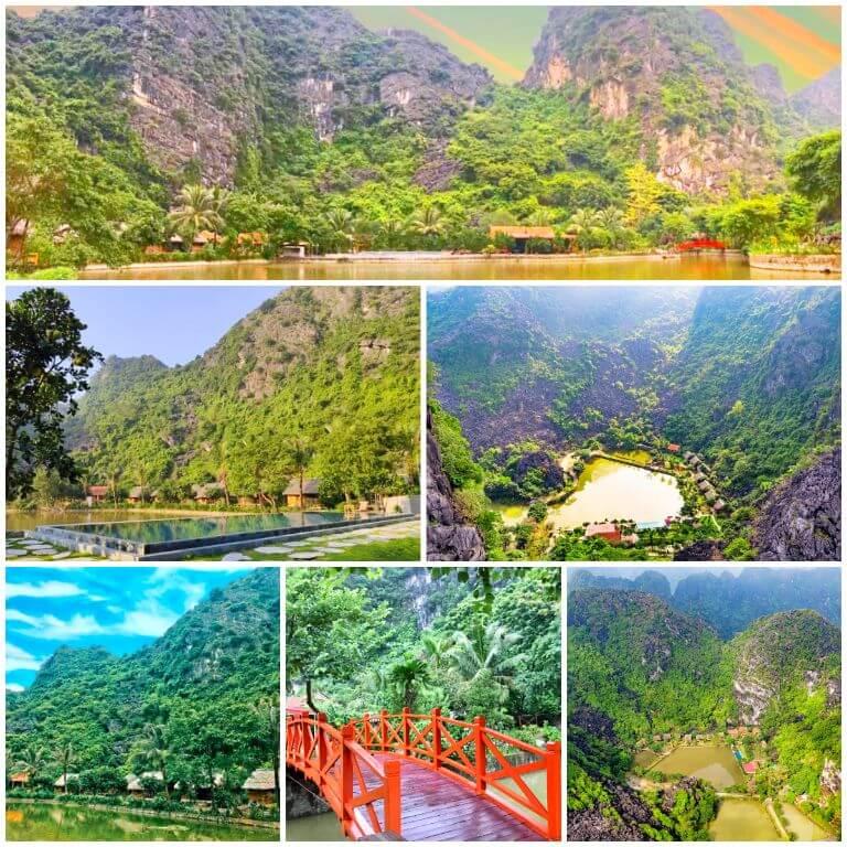 An's ECo Garden resort - Ninh Bình