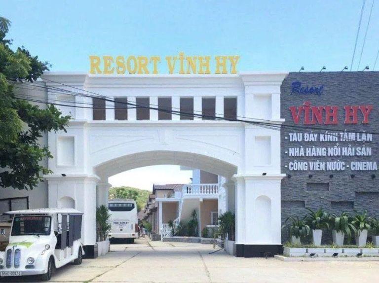 Vĩnh Hy - Resort Ninh Thuận