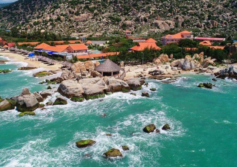 Hòn Cò – Cà Ná Resort Ninh Thuận