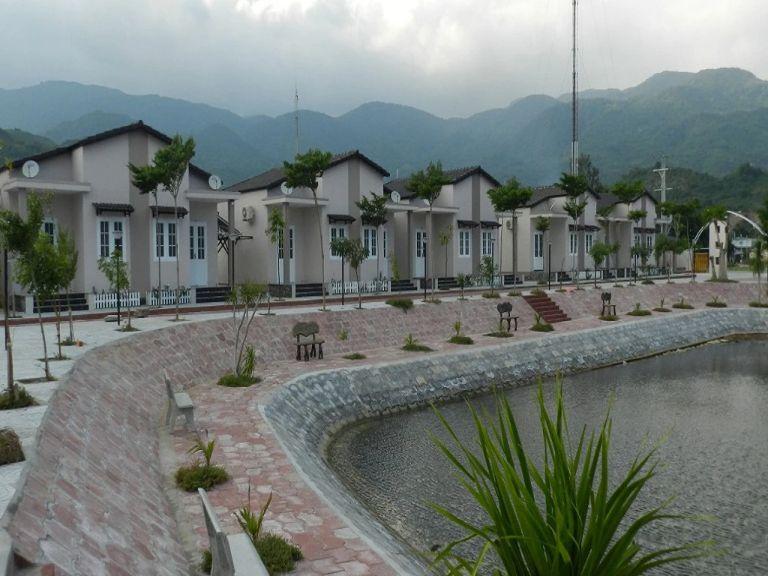 Một góc tại resort