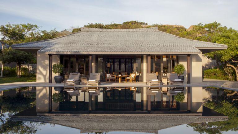Khu nghỉ dưỡng tại resort Amanoi