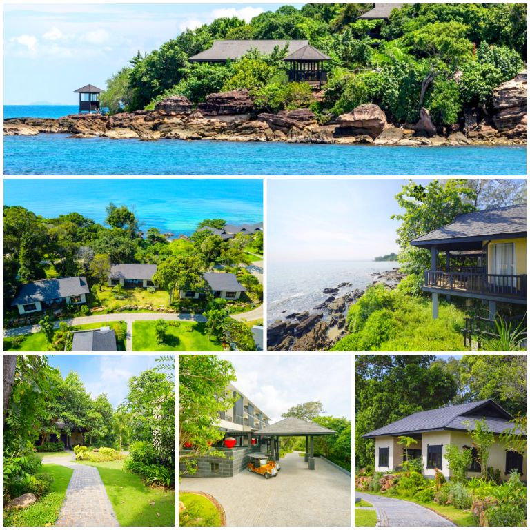 Nam Nghi Phú Quốc - Resort 5* ở Phú Quốc