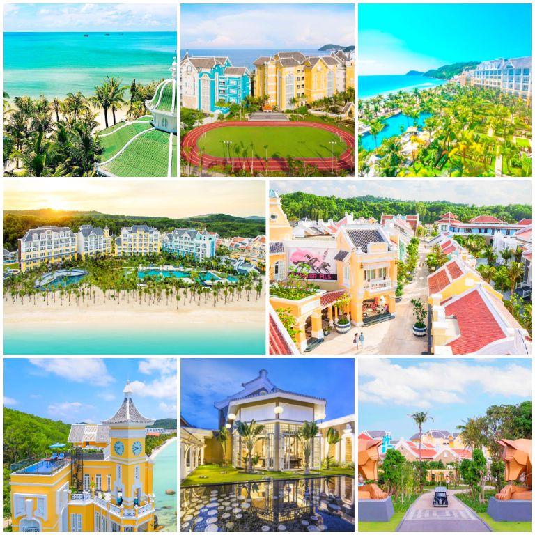 JW Marriott Phú Quốc Emerald Bay - Resort ở bãi Khem Phú Quốc