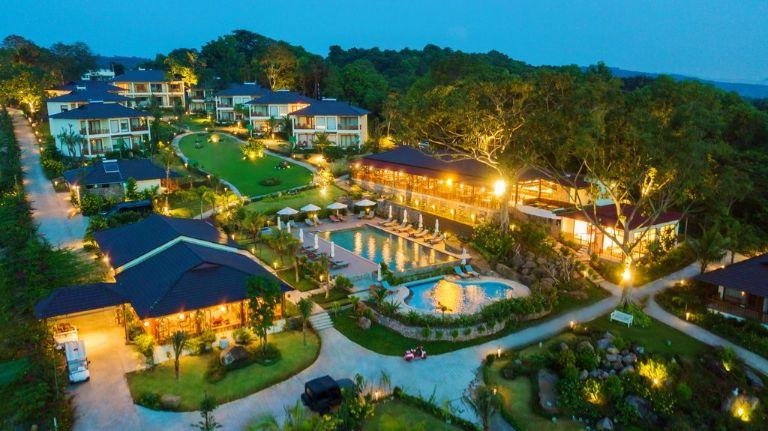 Camia - Resort bãi Ông Lang Phú Quốc