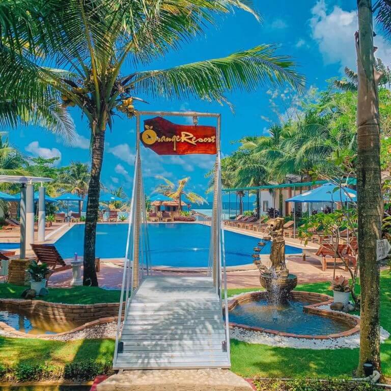 Resort Orange Phú Quốc | Khám Phá Hoàng Hôn Ảo Diệu Tại Đảo Ngọc