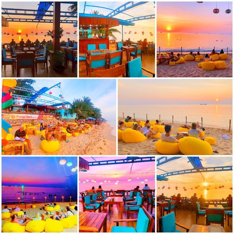 Nhà hàng của resort Orange Phú Quốc