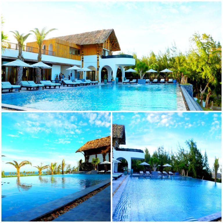 Stelia Beach resort 5 sao Phú Yên