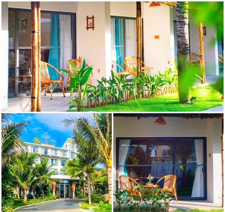 Sala Tuy Hoa Beach Hotel - Resort Sala Phú Yên