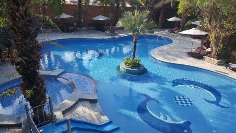 Hệ thống hồ bơi