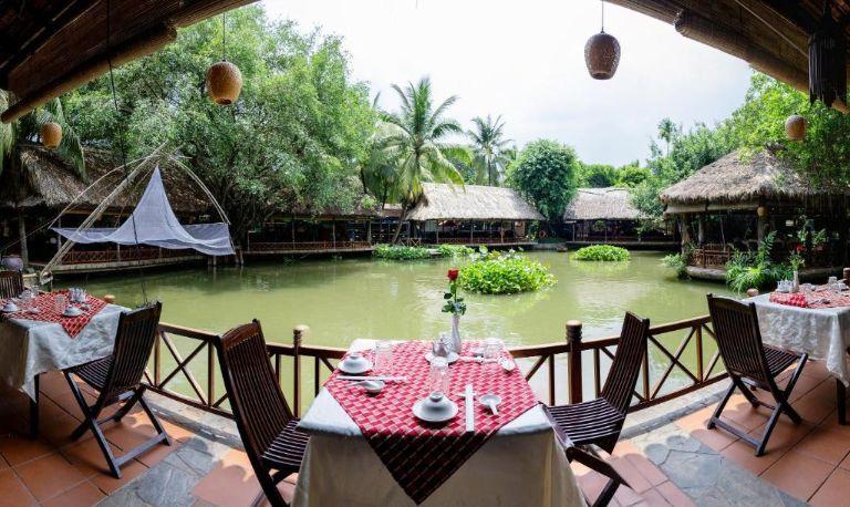Phòng ăn VIP tại resort Phương Nam Cần Giờ