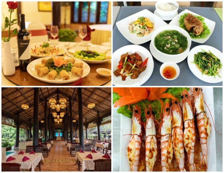 Khu yến tiệc và hội nghị vườn xưa - Resort Phương Nam Cần Giờ