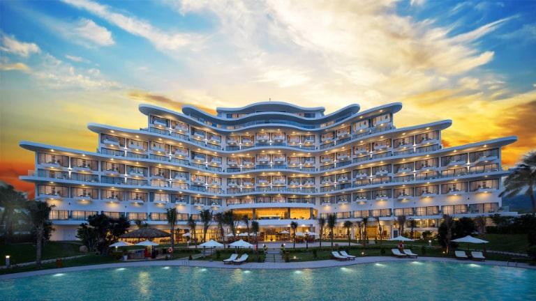 Đẳng cấp resort 5 sao quốc tế Riviera Cam Ranh