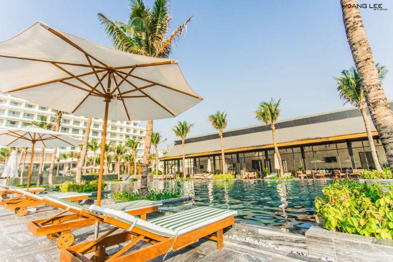 Các dịch vụ tiện ích của Resort Rosa Alba Tuy Hòa