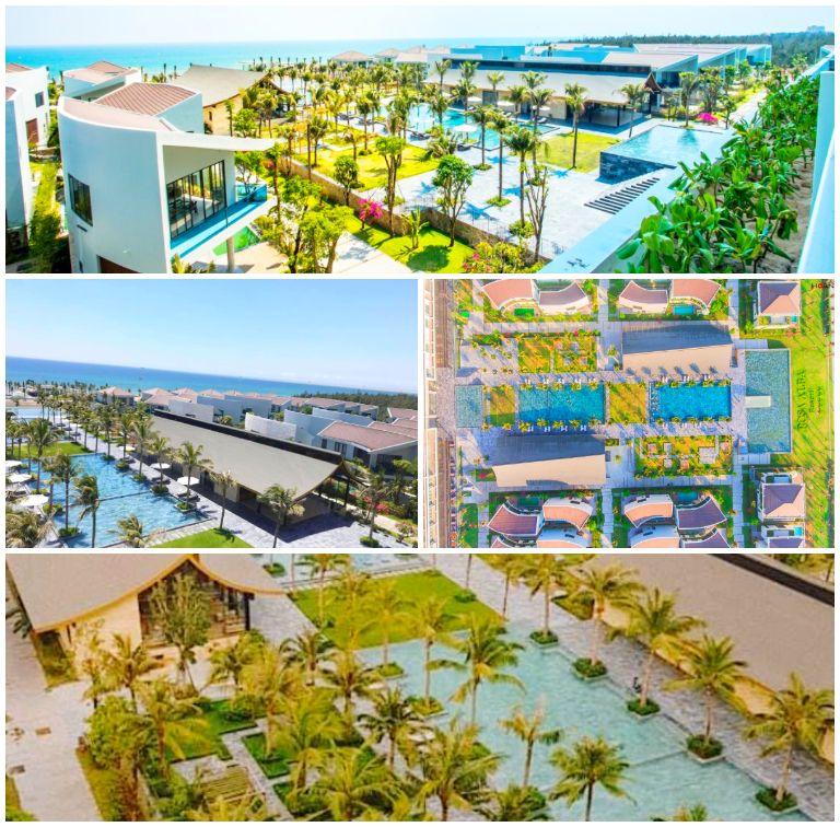 Chi tiết hạng phòng tại Resort Rosa Alba Phú Yên