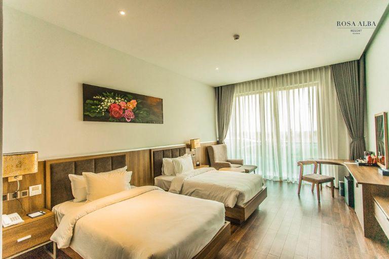 Căn hộ nghỉ dưỡng 2 phòng ngủ