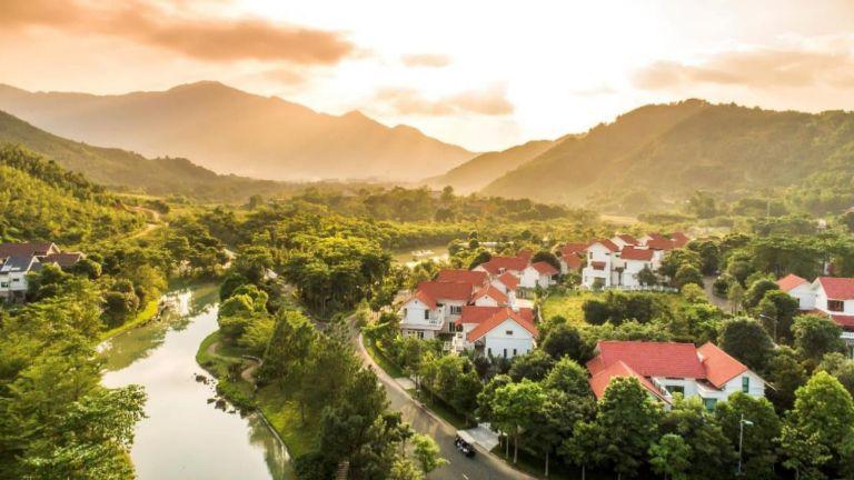 Xanh Villas Resort & Spa – Resort Thạch Thất
