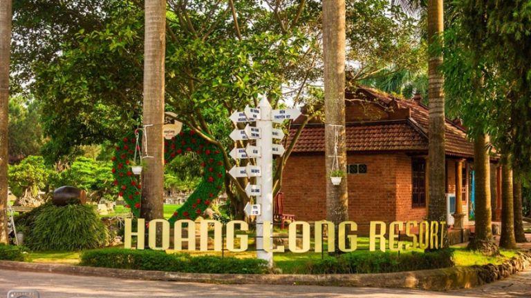 Hoàng Long resort - Khu nghỉ dưỡng Thạch Thất