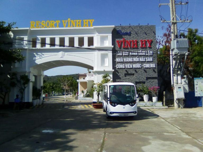 Resort Vĩnh Hy