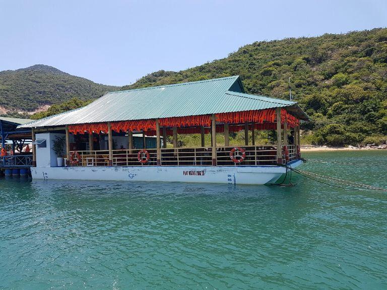 Nhà hàng NỔI tại resort Vĩnh Hy